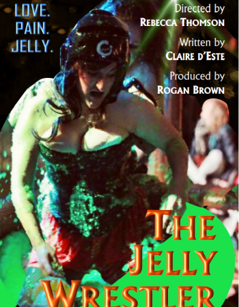 the jelly wrestler